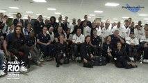 Second Départ pour Rio / Air France - Jeux Paralympiques Rio 2016