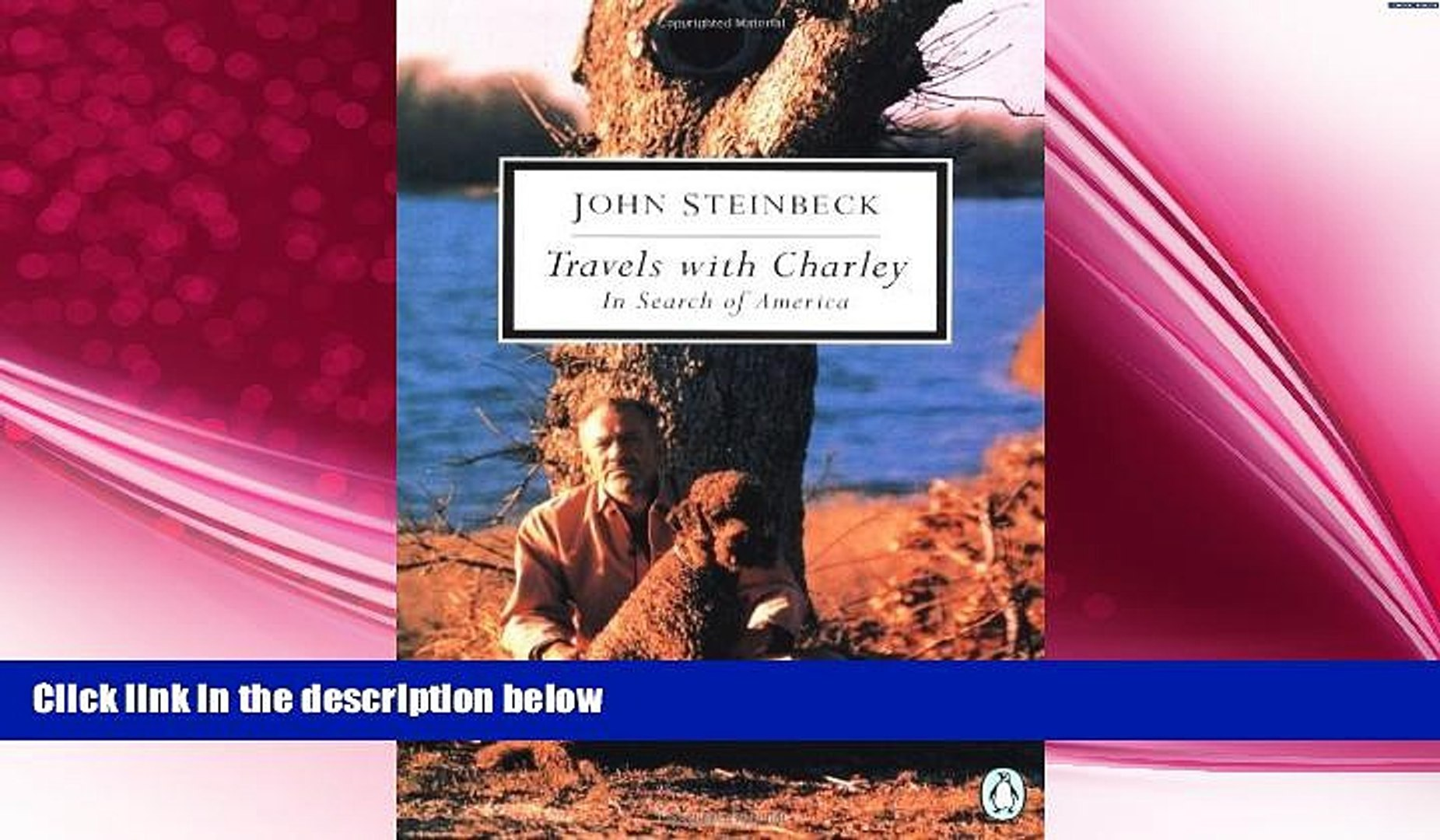 different   TRAVELS WITH CHARLEY IN SEARCH OF AMERICA [Travels with Charley in Search of America