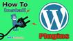 How To Install Wordpress Plugins? - WordPress Tutorial 8