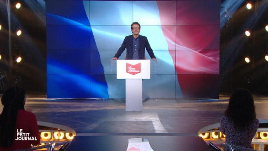 Moi, présentateur du Petit Journal - Le Petit Journal du 05/09 - CANAL+