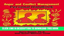 New Book Anger and Conflict Management: Personal Handbook
