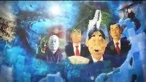 Jacques Chirac sur Snapchat, Sylvester Stallone en présentateur du JT... Regardez la rentrée des Guignols de Canal Pl_512x384