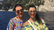 Ciao Bella! Kourtney Kardashian and Kris Jenner Enjoy a Luxurious Trip to Italy -- See the Pics!