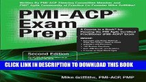 New Book PMI-ACP Exam Prep, Second Edition: A Course in a Book for Passing the PMI Agile Certified
