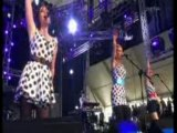 The Pipettes at Benicassim 2007 - We are the Pipettes