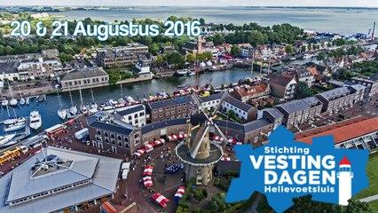 Vestingdagen Hellevoetsluis 2016