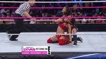 DIVA WWE WRESTLING - DIVAS TAG TEAM MATCH - WWE SmackDown (2013) - WWE Wrestling - Entertainment Sports Diva Women Women's Wrestling