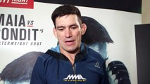 UFC on FOX 21: Demian Maia says itd be too risky to sit out like Tyron Woodley