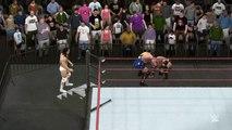 WWE 2K16 bo dallas v RVD rob van dam v randy orton