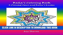 [PDF] Baha i Adult Coloring Book: 9-Pointed Stars and Baha i Quotes Popular Online