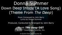 Donna Summer - Down Deep Inside (A Love Song) LYRICS Ballad Remastered 'The Deep' OST 1977