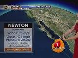 Hurricane Newton could bring rain to Arizona