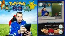 Pokemon GO - How To Catch Pokemon! [Pokemon GO iOS/Android Tips & Tricks]