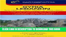 [Read PDF] Syria, Lebanon = Syrie, Liban = Syrien, Libanon = Sziria, Libanon (Country Map) Ebook