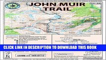 [Read PDF] John Muir Trail Map-Pack: Shaded Relief Topo Maps (Tom Harrison Maps) Download Online