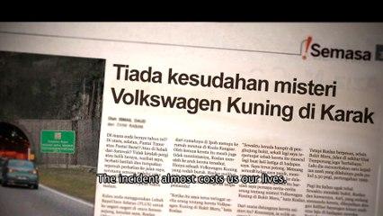 Volkswagen Kuning trailer