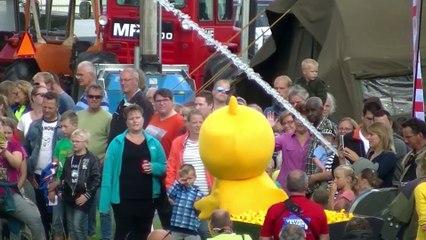 Duckrace Vestingdagen Hellevoetsluis 2016