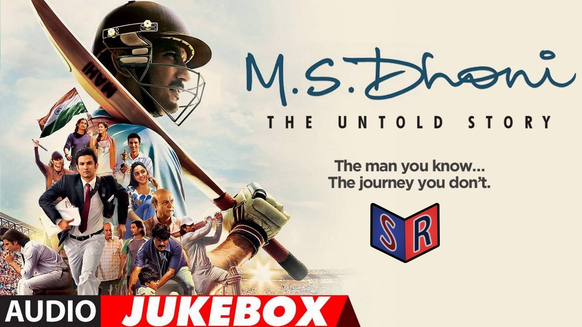 Full Audio Songs [Jukebox] - M.S Dhoni: The Untold Story [2016] FT. Sushant Singh Rajput [FULL HD] -