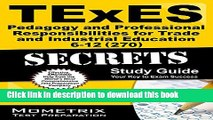 Read TExES Pedagogy and Professional Responsibilities for Trade and Industrial Education 6-12