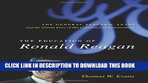 [PDF] The Education of Ronald Reagan: The General Electric Years and the Untold Story of His