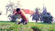karaté Taekwondo Martial Arts & Hard Workout   Hicham Mallouli ( Nervous-Boy )   HD (100% Morocco)