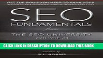 [PDF] SEO Fundamentals: An Introductory Course to the World of Search Engine Optimization (The SEO