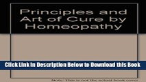 [Best] Principles and Art of Cure by Homeopathy Online Ebook