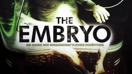 The Embryo (1976) [Horror] Film (deutsch)
