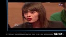 LPJ - Mathilde Warnier : Après son clash avec Nicolas Bedos, elle débarque chez Cyrille Eldin (Vidéo)