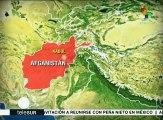 Talibanes atacan en Afganistán y matan a 26 personas