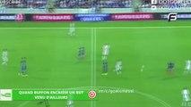 Zap Foot du 6 septembre: Le coup franc judicieux d'un jeune du Barça, Buffon concède un but venu d'ailleurs etc.