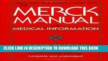 [PDF] The Merck Manual of Medical Information (Merck Manual Home Health Handbook (Quality)) Full