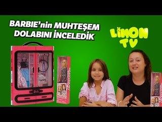 Barbie'nin Muhteşem Dolabını İnceledik.
