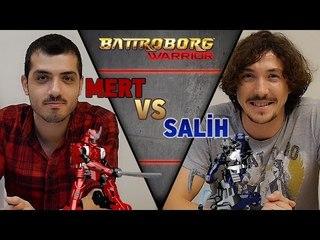 Battroborg Warrior Dövüş Setini İnceledik.