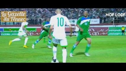 Le Showboat: Algérie Lesotho – Tous les gestes techniques du match