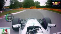 Pole Lap Onboard F1 2016 Round 07 - GP Canada (Montreal) Lewis Hamilton