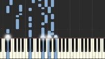 Crucify - Amos Tori (piano tutorial)