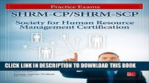 [PDF] SHRM-CP/SHRM-SCP Certification Practice Exams (All in One) Popular Collection
