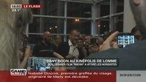Dany Boon au Kinépolis de Lomme