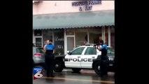 Un policía mata de un disparo al presunto ladrón de un banco en Estados Unidos