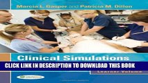 New Book Clinical Simulations for Nursing Education: Learner Volume