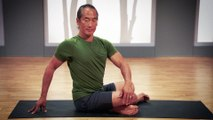Flexibility Yoga for Beginners with Rodney Yee - Hip Openers   Yoga   Gaiam