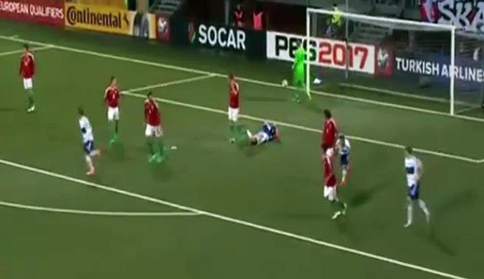 Faroe Islands 0-0 Hungary - Full Highlights Exclusive (06/09/2016)