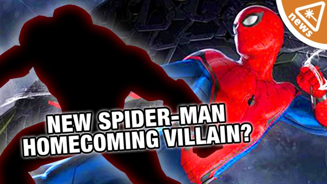 Spider-Man: Homecoming Villain First Look! (Nerdist News w/ Jessica Chobot)