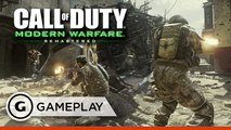 12 Minutes of Domination on Crash - Call of Duty: Modern Warfare Remastered Multiplayer