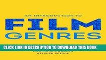 New Book An Introduction to Film Genres