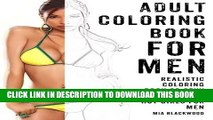 [PDF] Adult Coloring Book For Men: Realistic Coloring Book of Sexy Women and Hot Girls for Men
