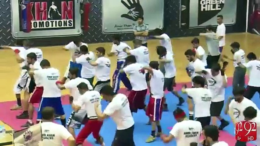 New news Amir_Khan_Boxing_Academy_NewsHD