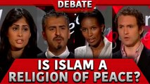 Muslims Fail to Prove Islam is a Religion of Peace in Debate part 2
