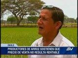 Agricultores anuncian movilizaciones